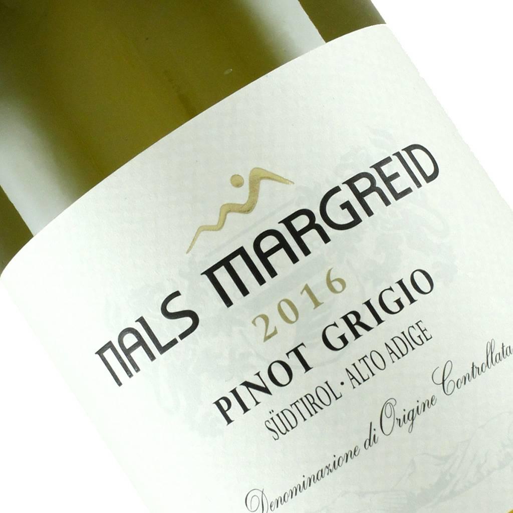 Nals Margreid 2016 Pinot Grigio, Sudtirol Alto Adige