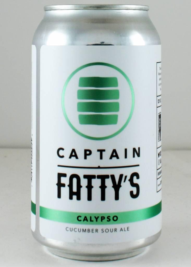 "Captain Fatty's ""Calypso Sour"", California - 12oz can"