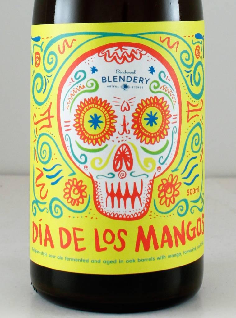 """Beachwood Blendery """"Dia De Los Mangos"""" Sour, California - 500ml"""