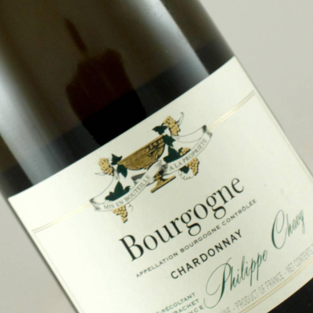 Philippe Chavy 2015 Chardonnay Bourgogne