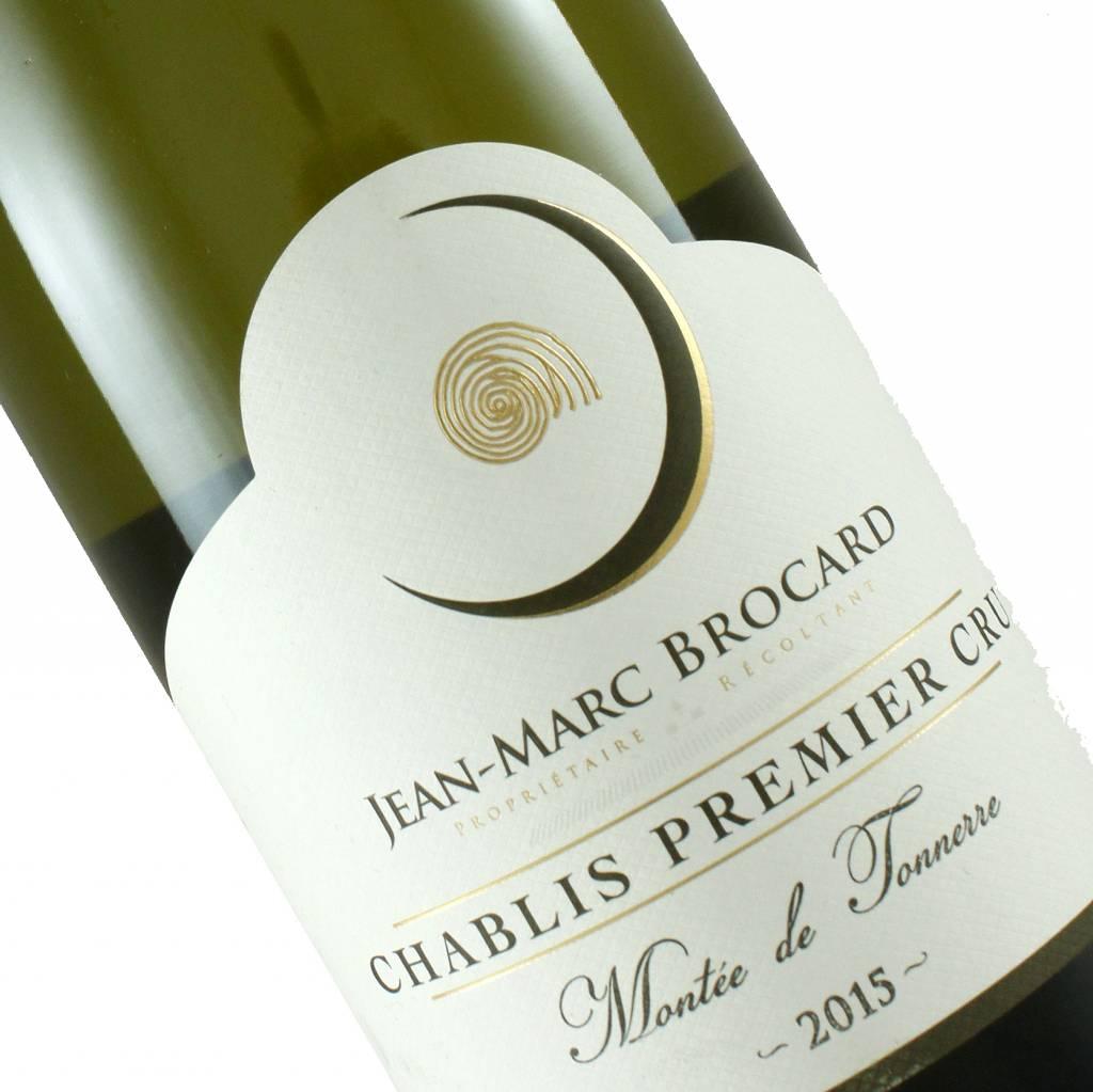 "Jean-Marc Brocard 2015 ""Montee de Tonnerre"" Chablis Premier Cru, Burgundy"