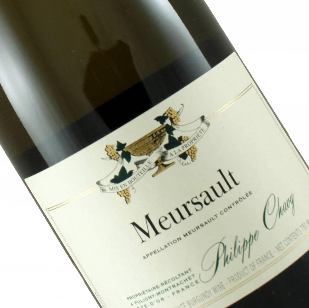 Philippe Chavy 2015 Meursault , Burgundy