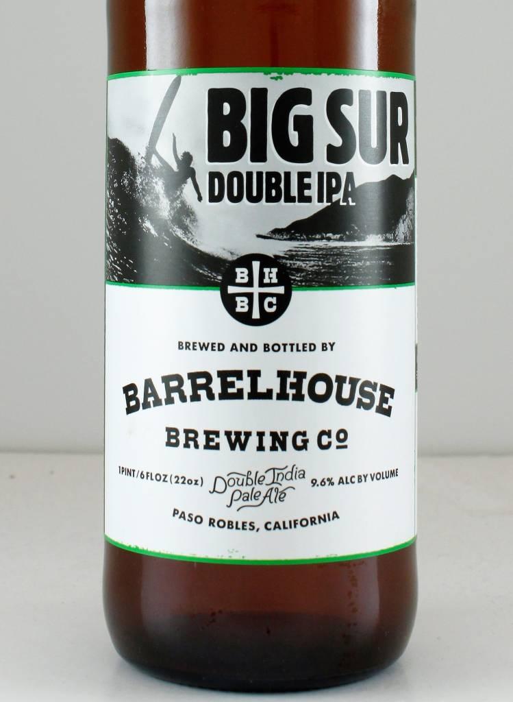 """Barrelhouse Brewing """"Big Sur"""" DIPA"""