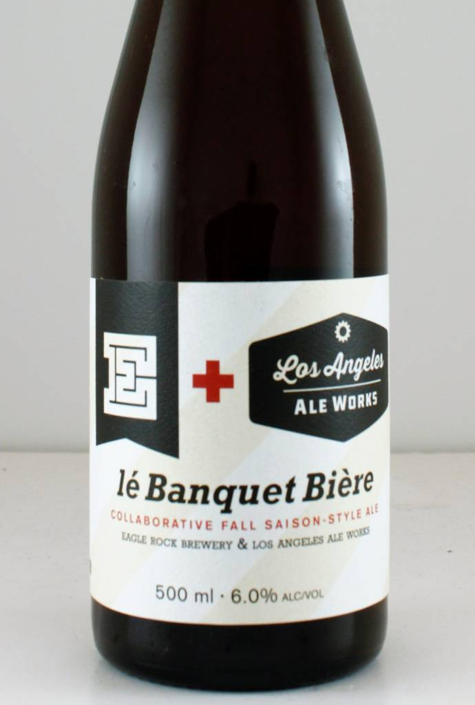 "Eagle Rock Brewing and Los Angeles Ale Works ""Le Banquet Biere"", California"