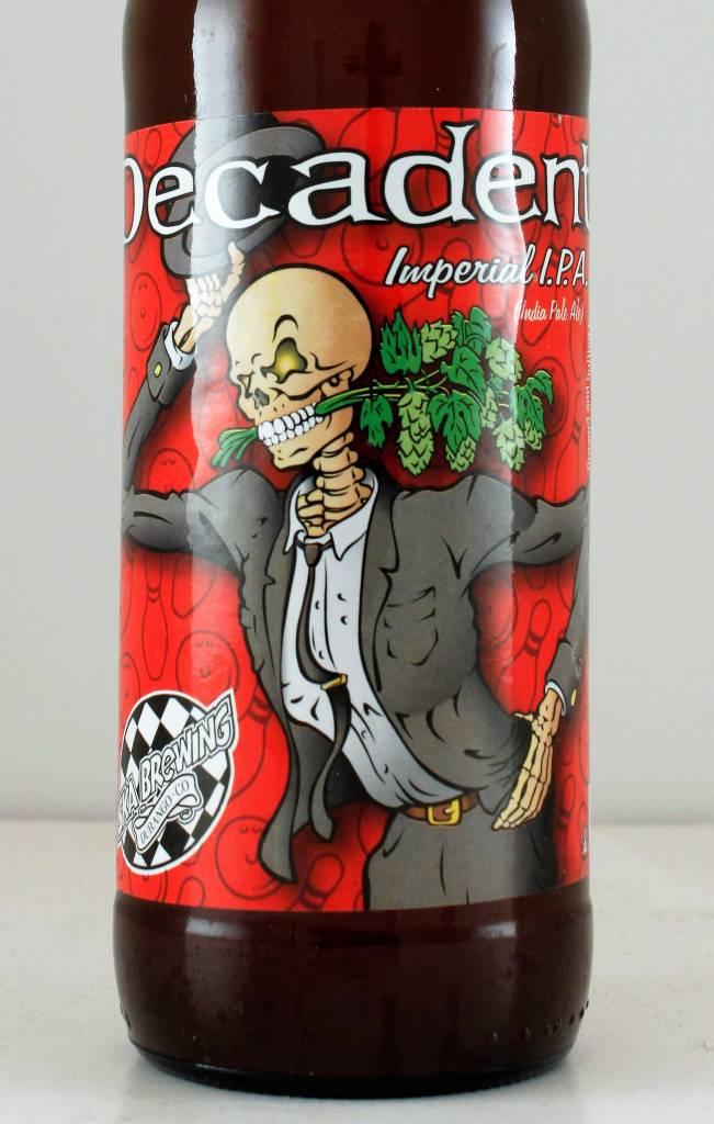 "Ska Brewing ""Decadent"" Imperial IPA, California"