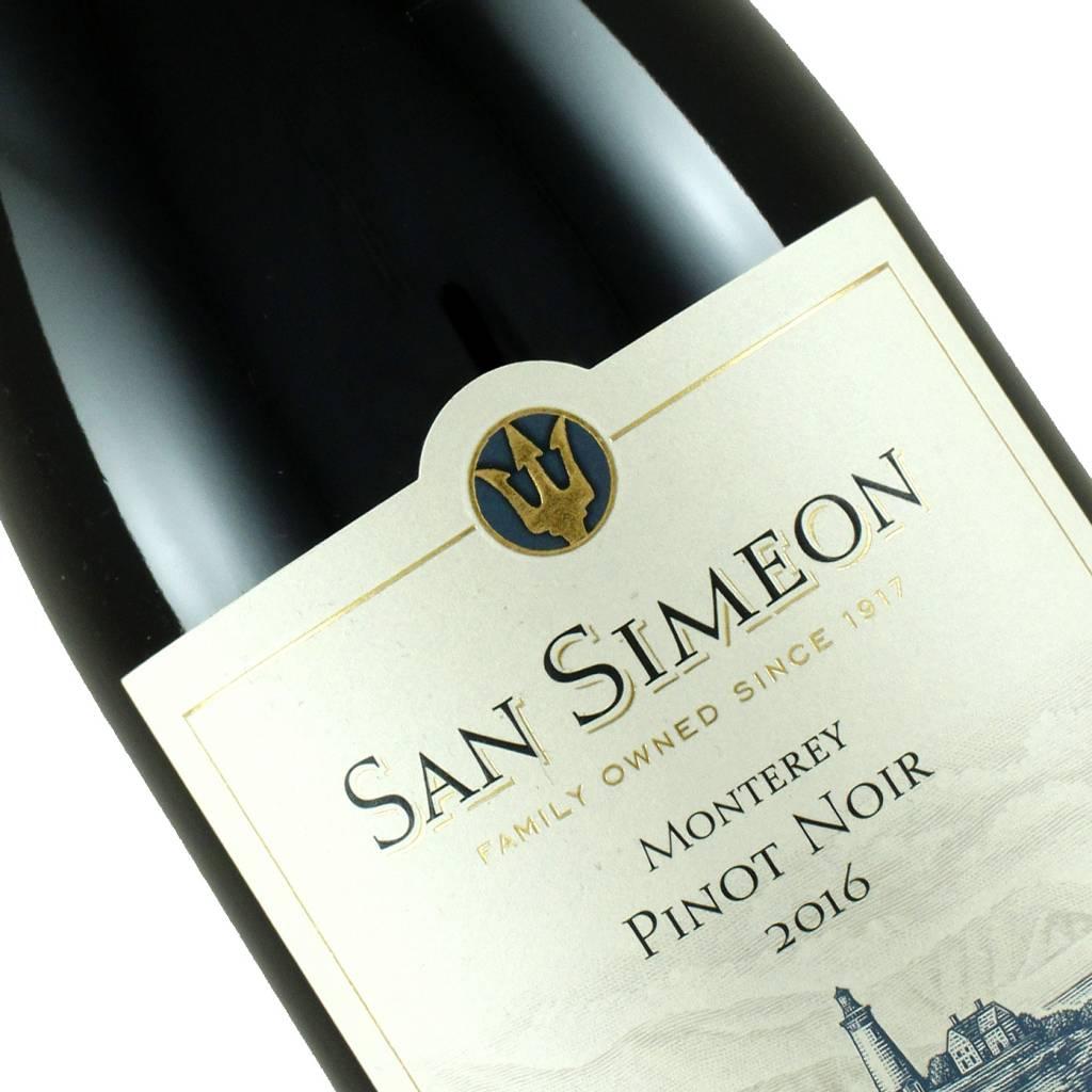 San Simeon 2016 Pinot Noir, Monterey