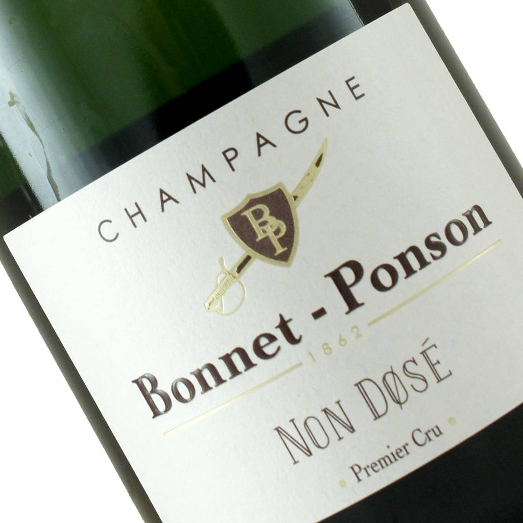Bonnet-Ponson N. V. Non Dose Premier Cru Champagne