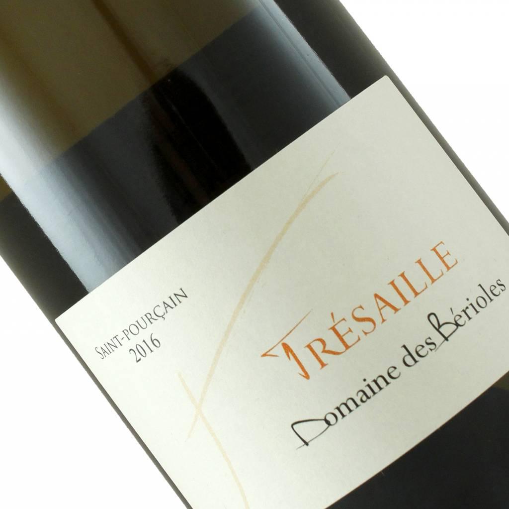 Domaine des Berioles 2016 Tresaille, Loire Valley