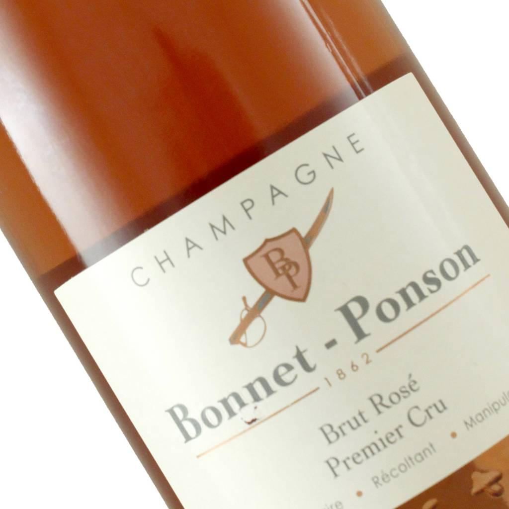 Bonnet-Ponson N.V. Rose Premiere Cru, Champagne