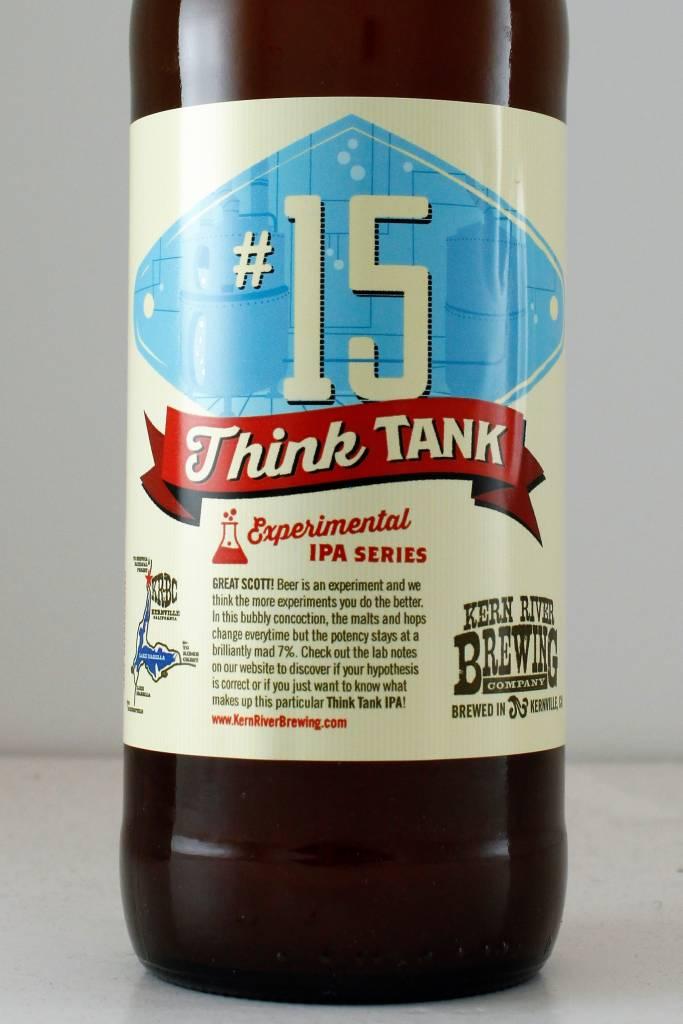 "Kern River Brewing ""Think Tank IPA"""