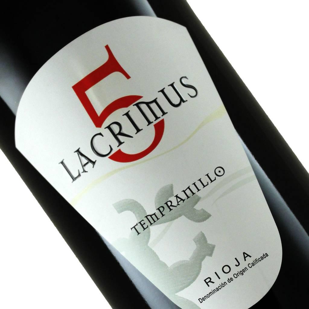 Lacrimus 2015 Tempranillo, Rioja