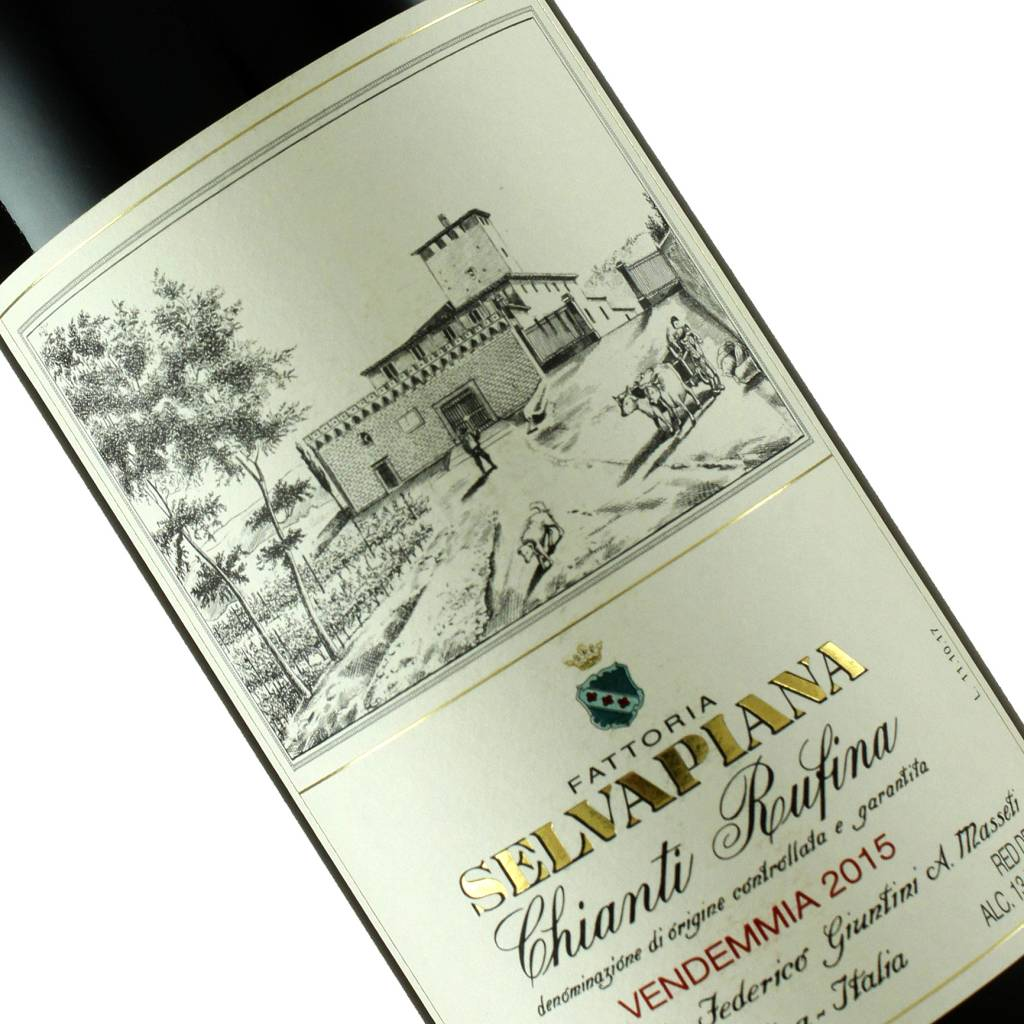 Selvapiana 2015 Chianti Rufina, Tuscany