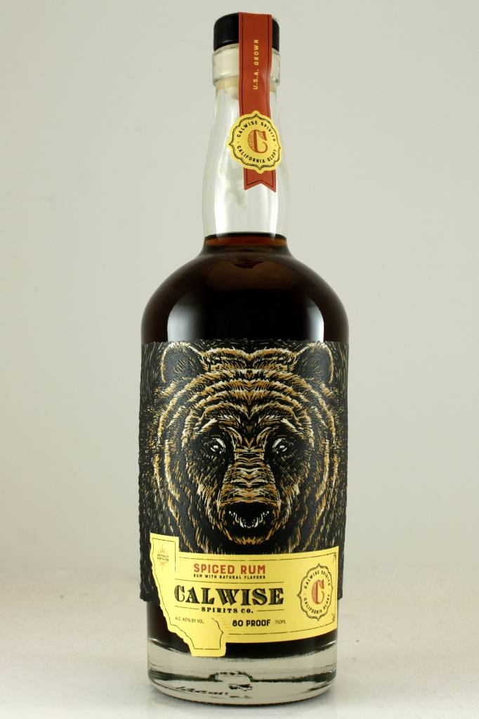 Calwise Spiced Rum, Paso Robles