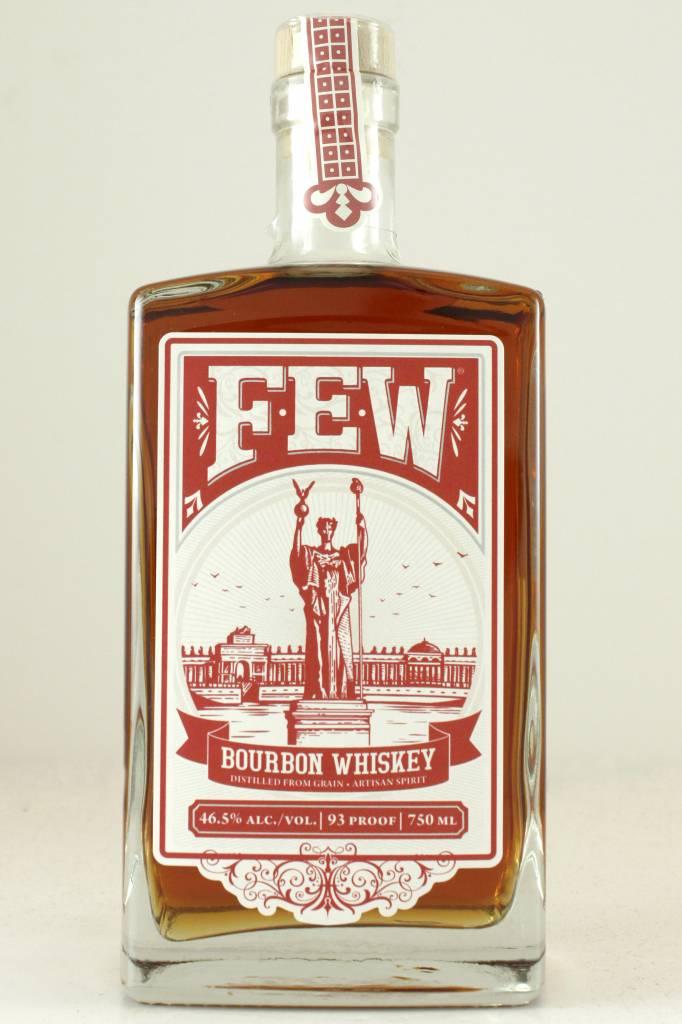 FEW Bourbon Whiskey, Evanston, Illinois