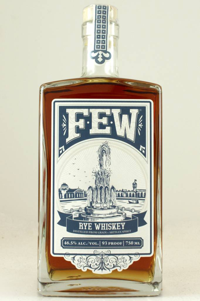 FEW Rye Whiskey, Evanston, Illinois