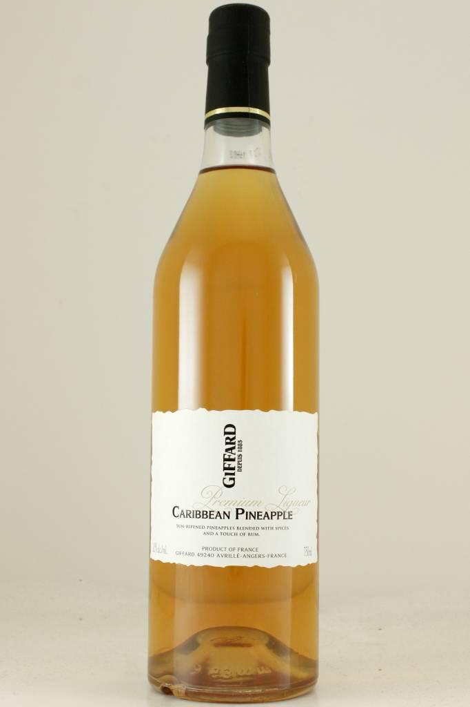 Giffard Caribbean Pineapple Liqueur, France