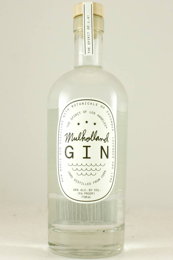 Mulholland New World Gin, Los Angeles