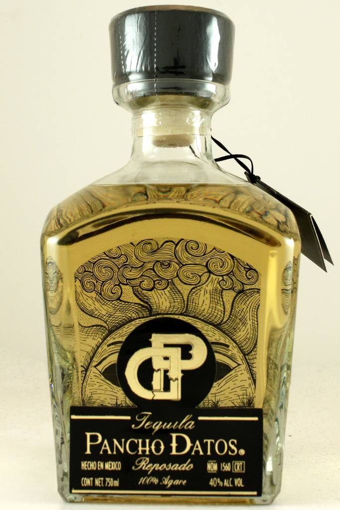 Pancho Datos Reposado Tequila