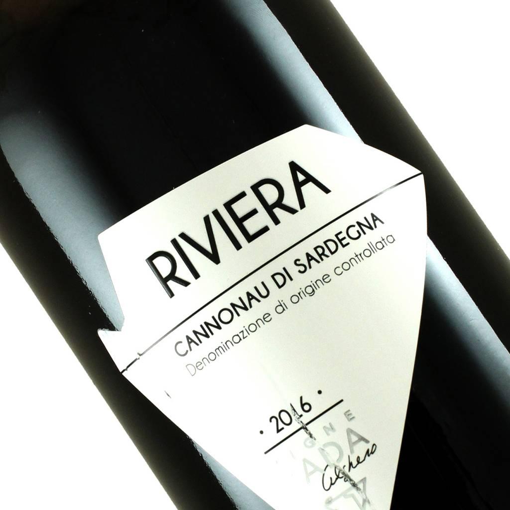 "Vigna Rada Alghero 2016 Cannonau di Sardegna ""Riviera"", Sardinia"