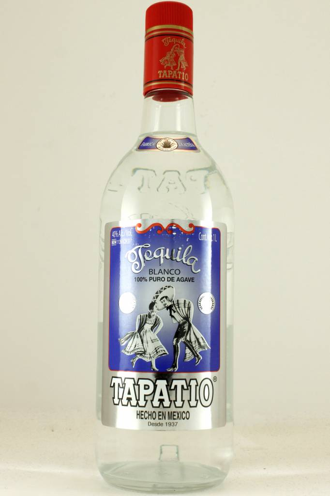 Tapatio Blanco Tequila - 1Ltr