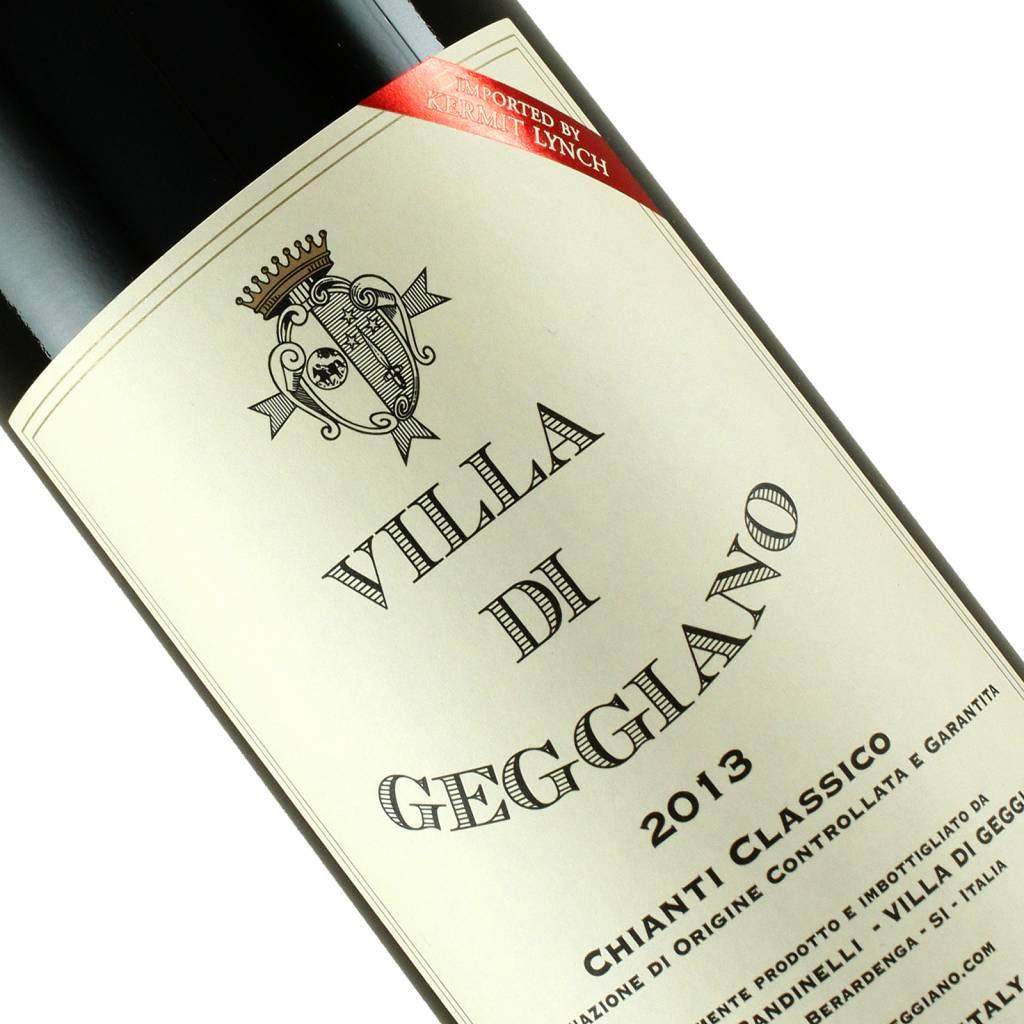 Villa di Geggiano 2013 Chianti Classico, Tuscany