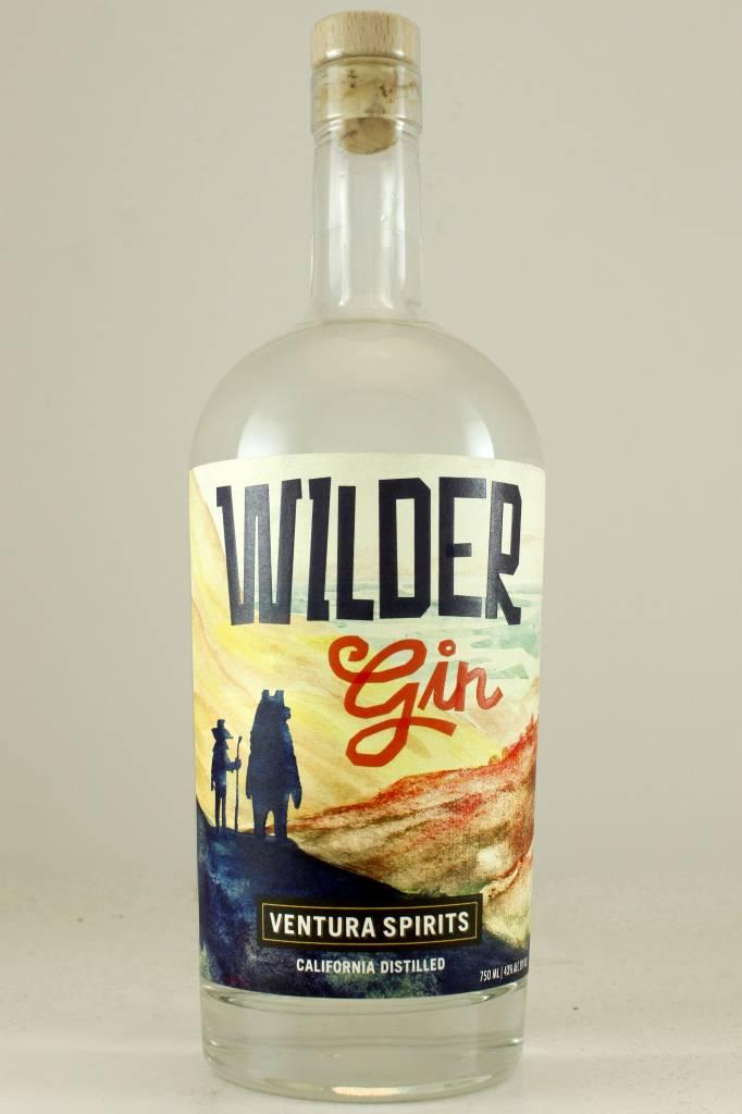 Ventura Spirits Wilder Gin, California
