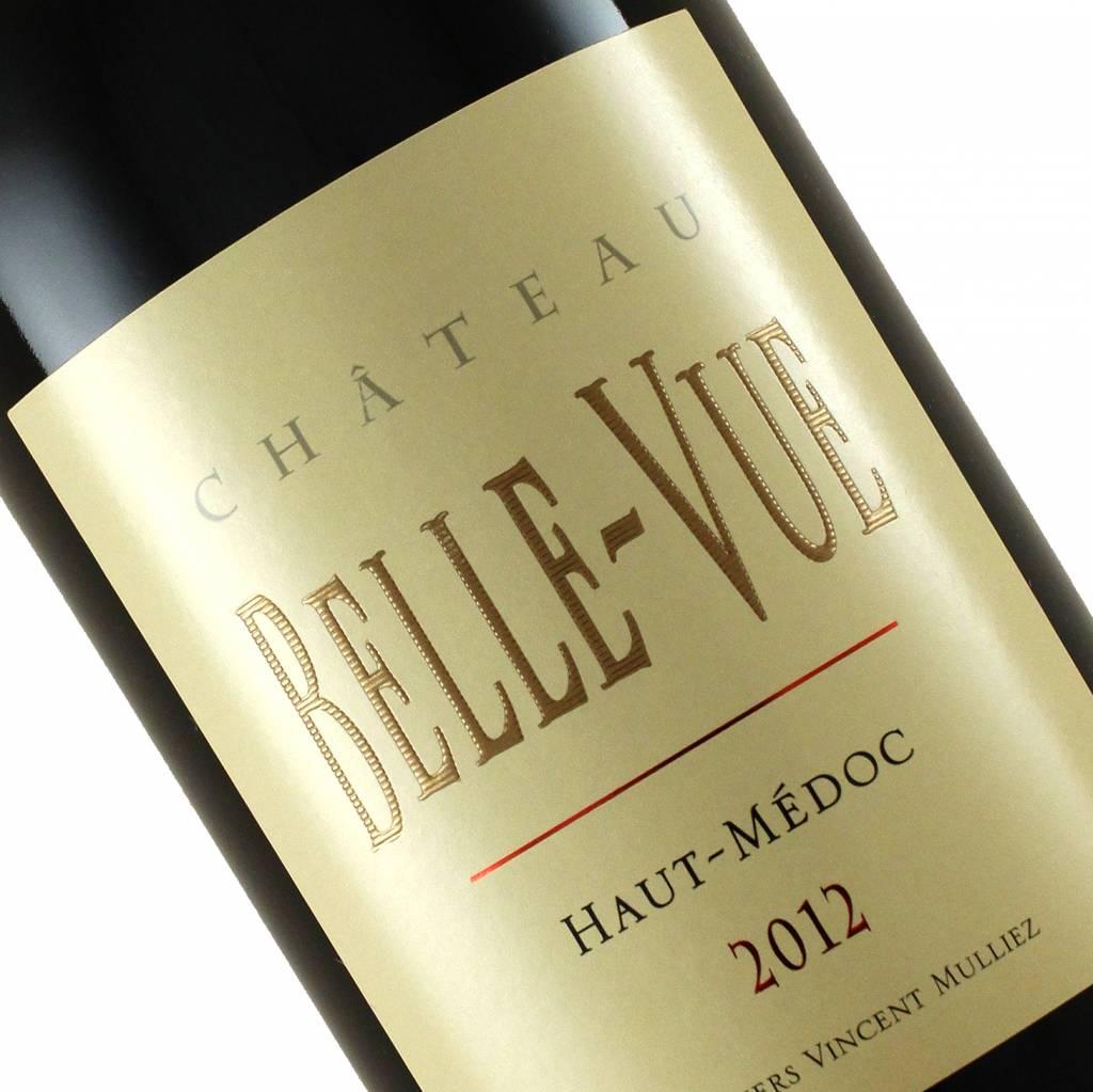 Chateau Belle-Vue 2012 Haut Medoc Bordeaux Red