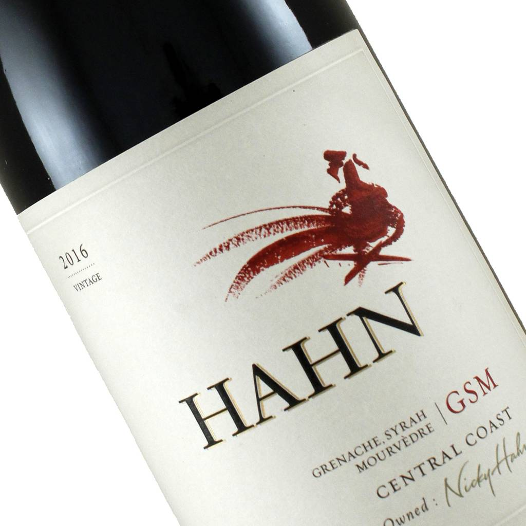 Hahn 2016 GSM Red Wine