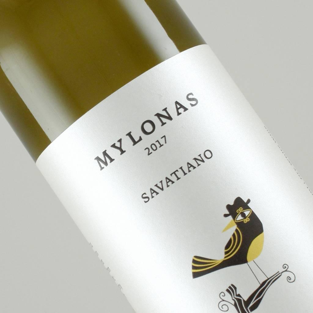 Mylonas 2017 Savatiano, Attica