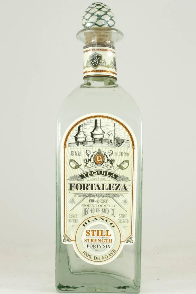 Fortaleza Tequila Blanco - Still Strength