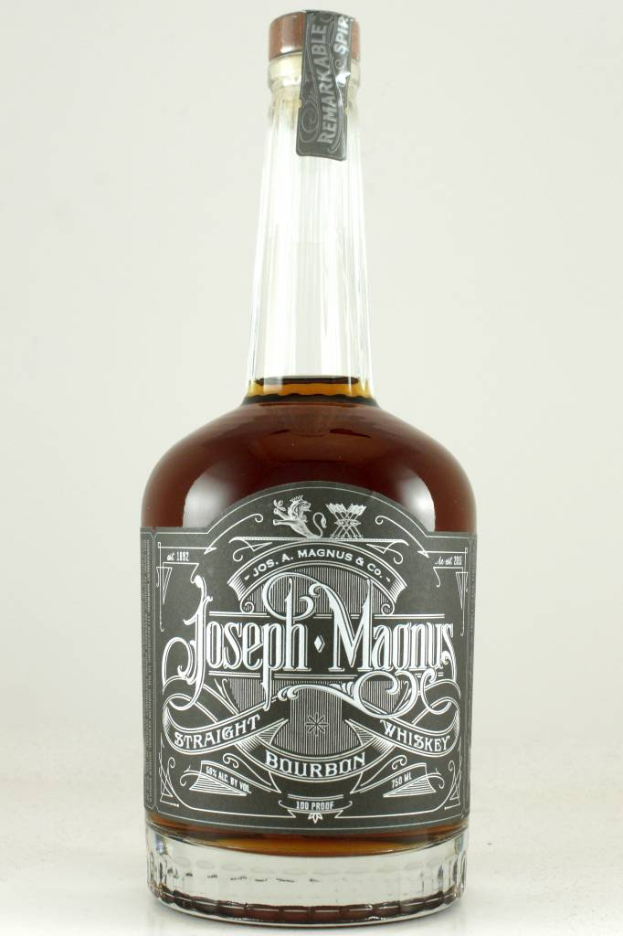 Magnus Straight Bourbon Whiskey