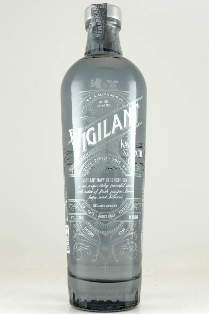 Magnus Vigilant Navy Strength Gin