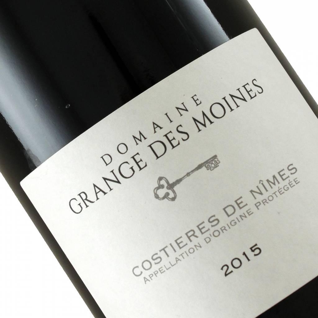 Domaine Grange Des Moines 2015 Costieres De Nimes-March Wine of the Month!