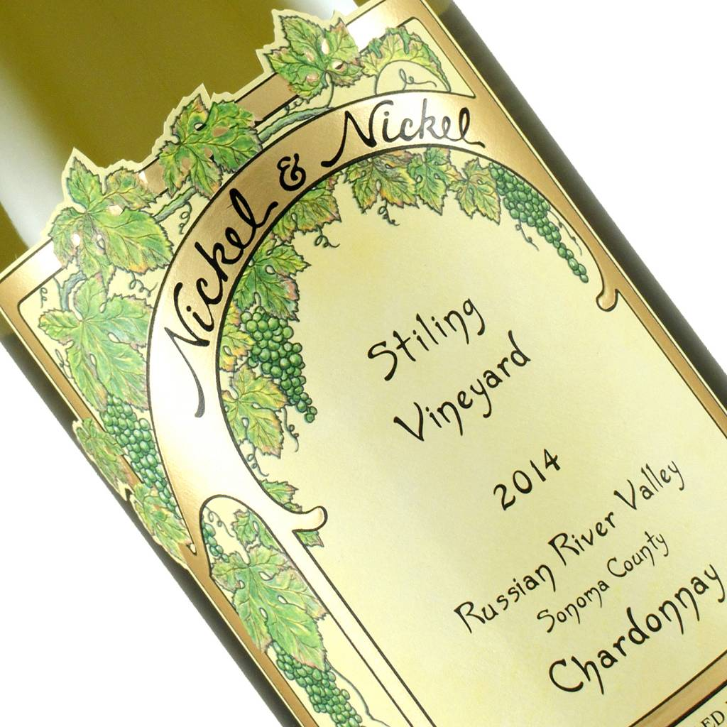 Nickel & Nickel 2014 Stiling Vineyard Chardonnay, Russian River Valley