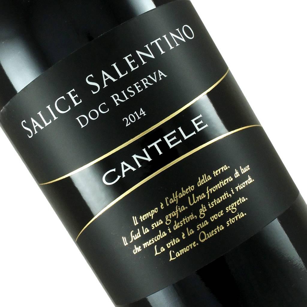 Cantele 2014 Salice Salentino Riserva, Puglia