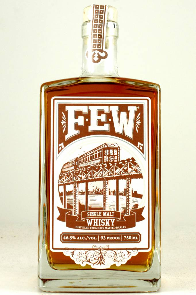 FEW Single Malt Whisky, Evanston, Illinois