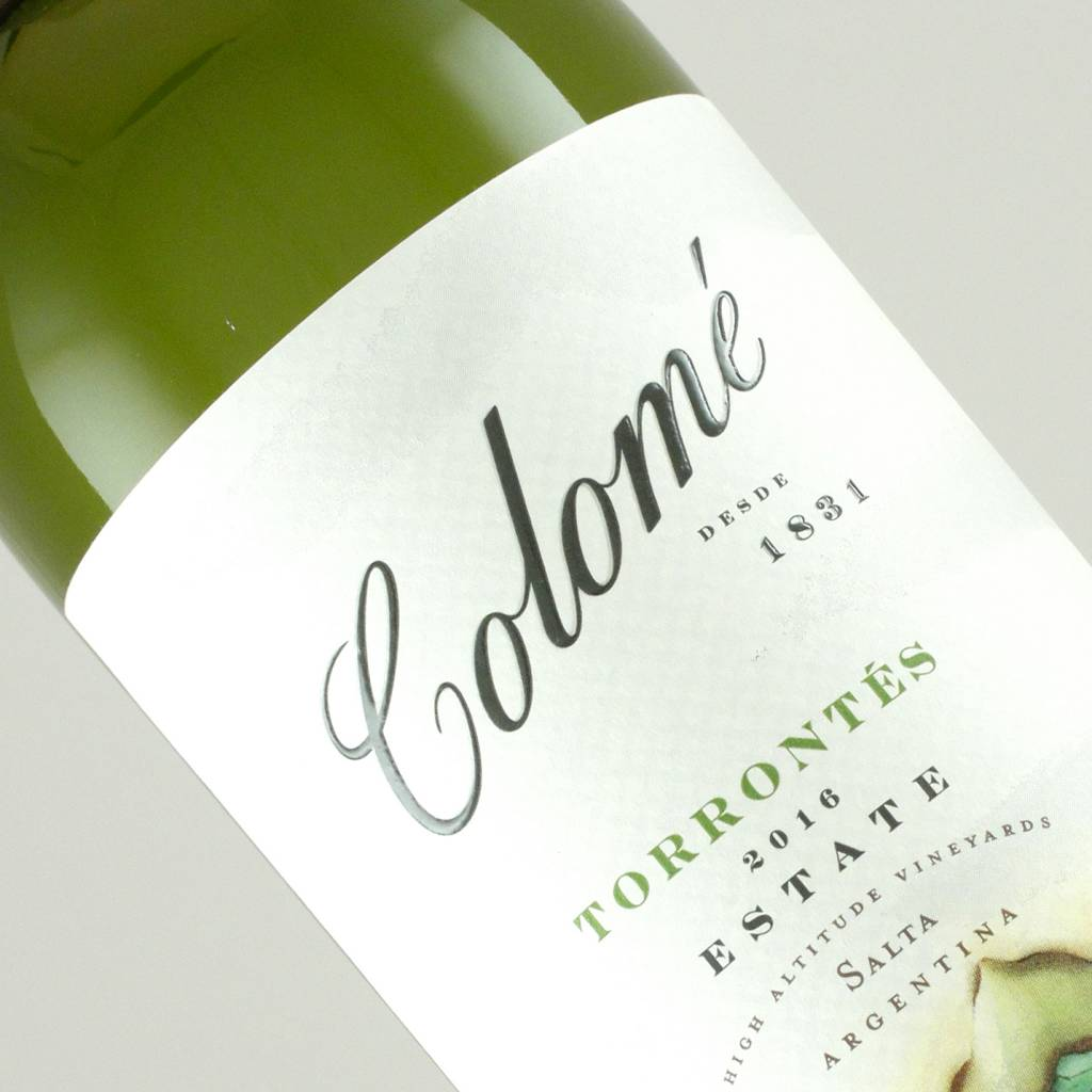 Colome 2016 Torrontes, Argentina