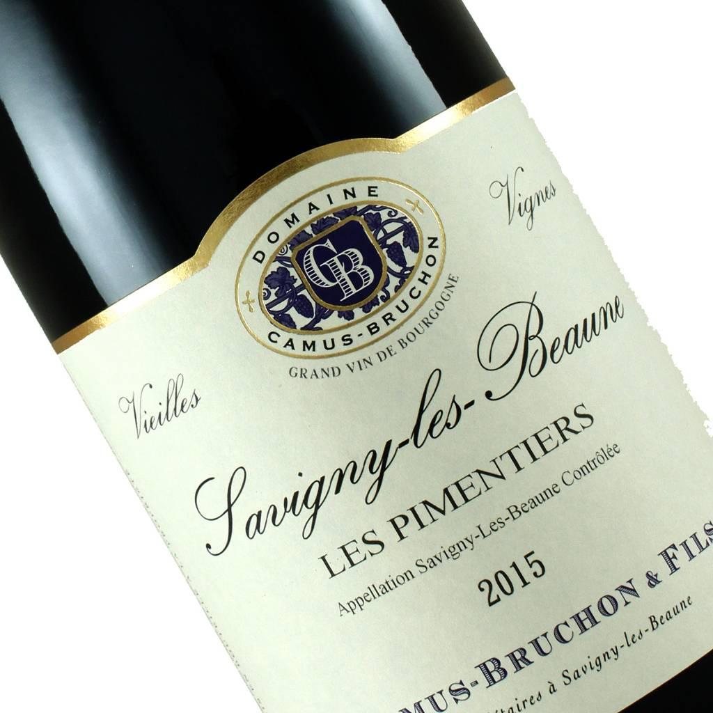 "Camus-Bruchon 2015 Savigny-Les-Beaune ""Les Pimentiers"","