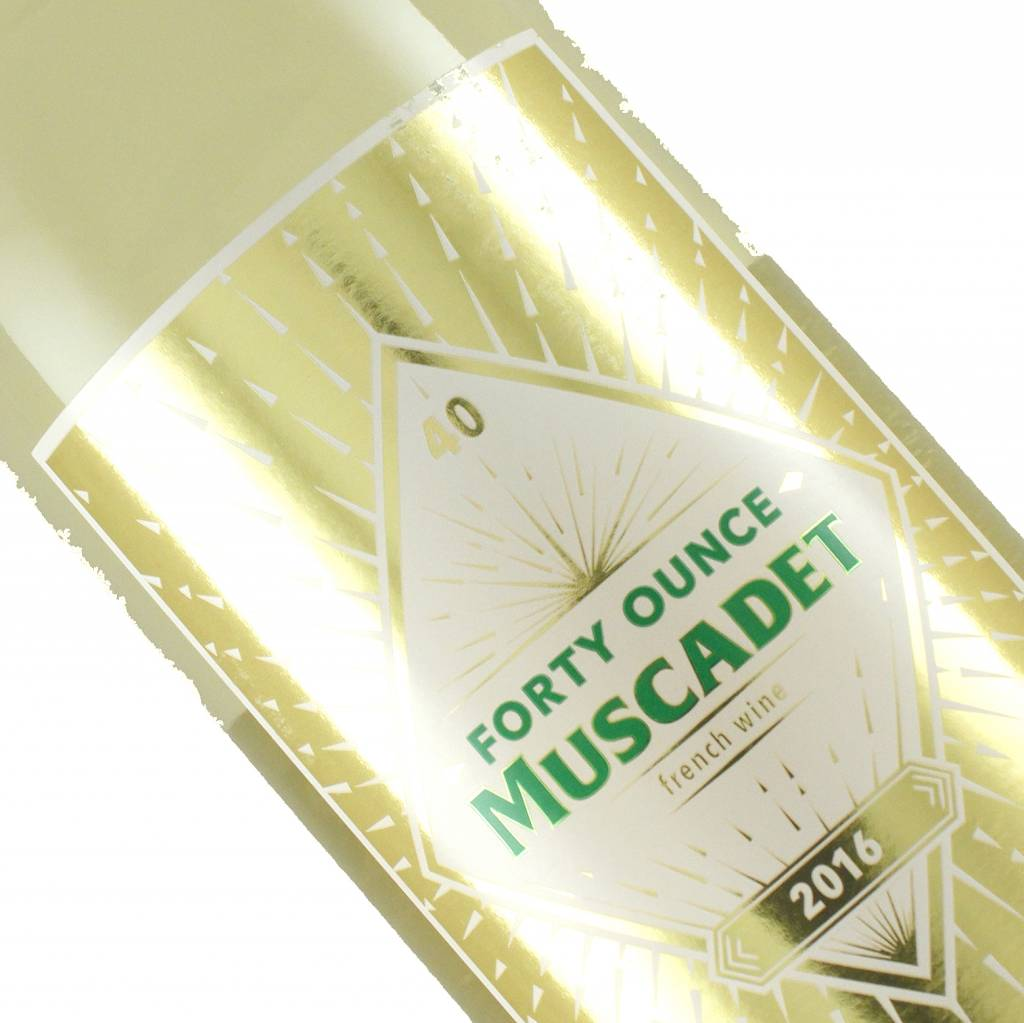 Forty Ounce 2016 Muscadet