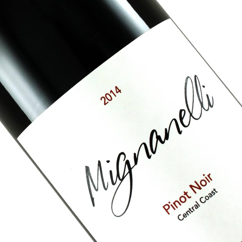 Mignanelli 2014 Pinot Noir, Central Coast