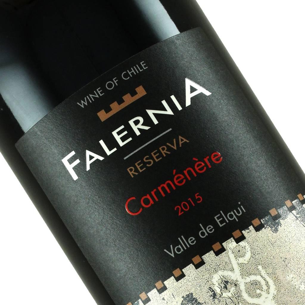 "Falernia 2015 Carmenere ""Reserva"" Elqui Valley"