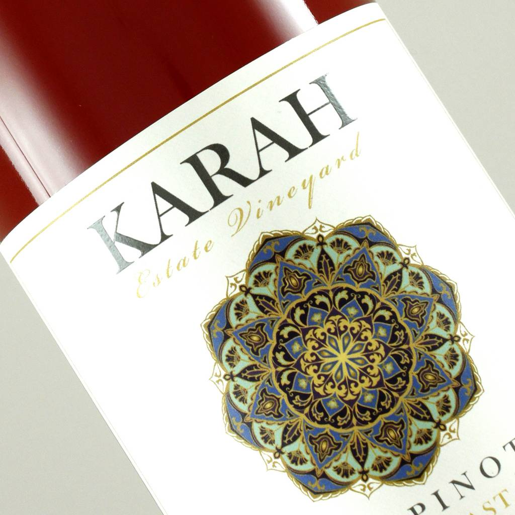 Karah 2017 Rose of Pinot Noir, California