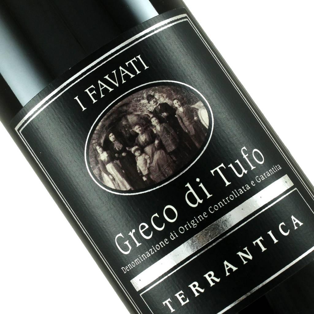 I Favati 2015 Greco di Tufo Terrantica, Campania