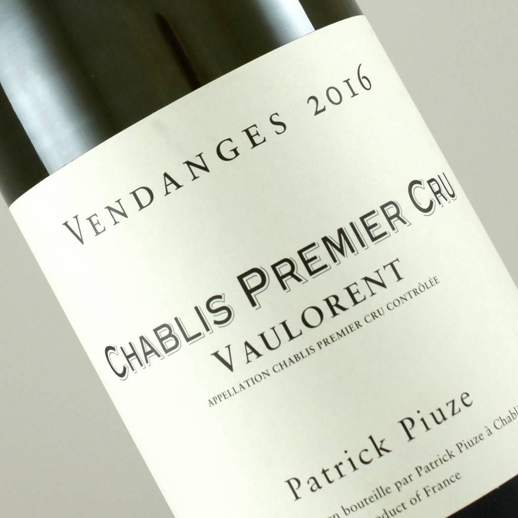 Patrick Piuze 2016 Chablis Premier Cru Vaulorent