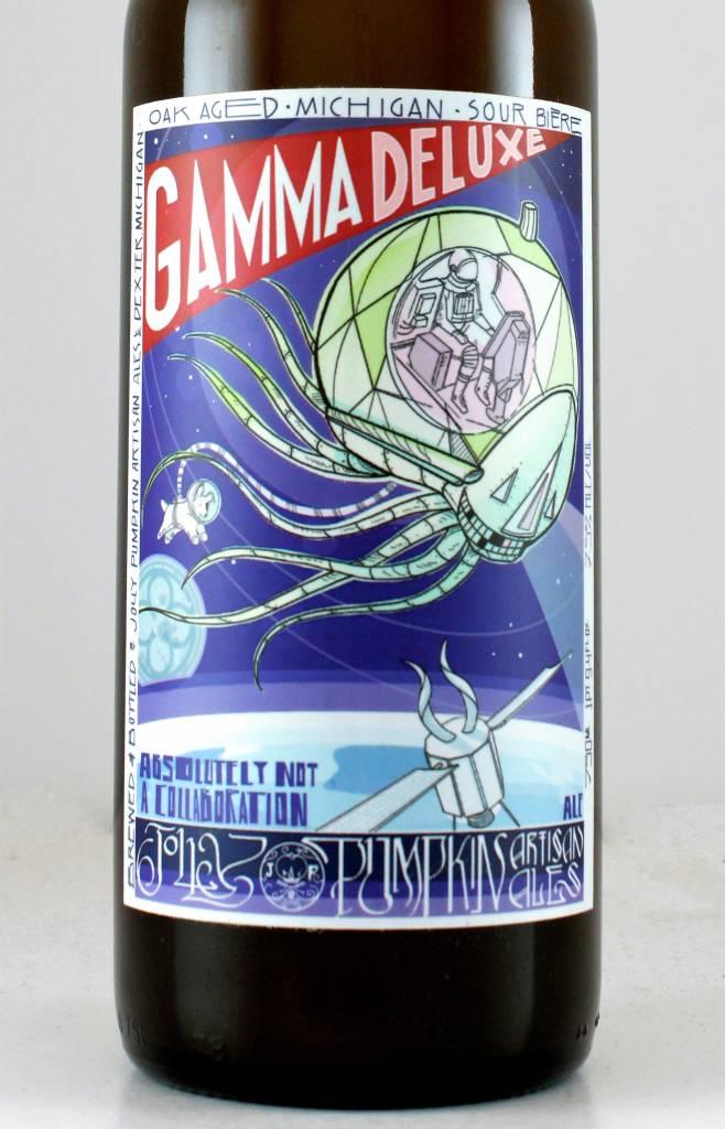 Jolly Pumpkin Gamma Deluxe Sour