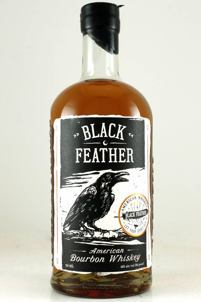 Black Feather American Bourbon Whiskey