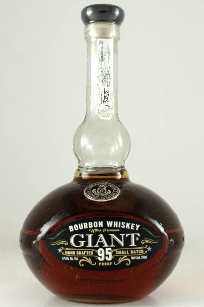 Giant Texas Pot Still 95 Proof Small Batch Bourbon