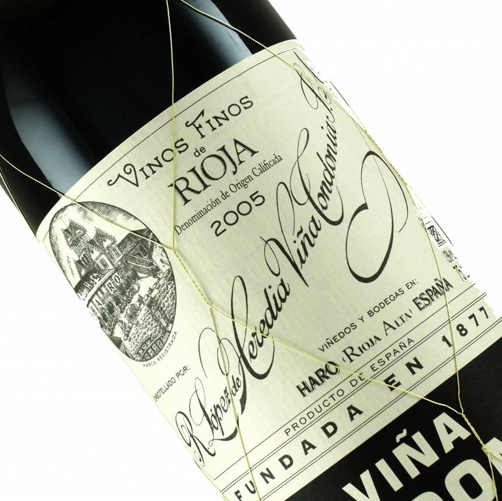 R. Lopez de Heredia 2005 Vina Tondonia Rioja Reserva