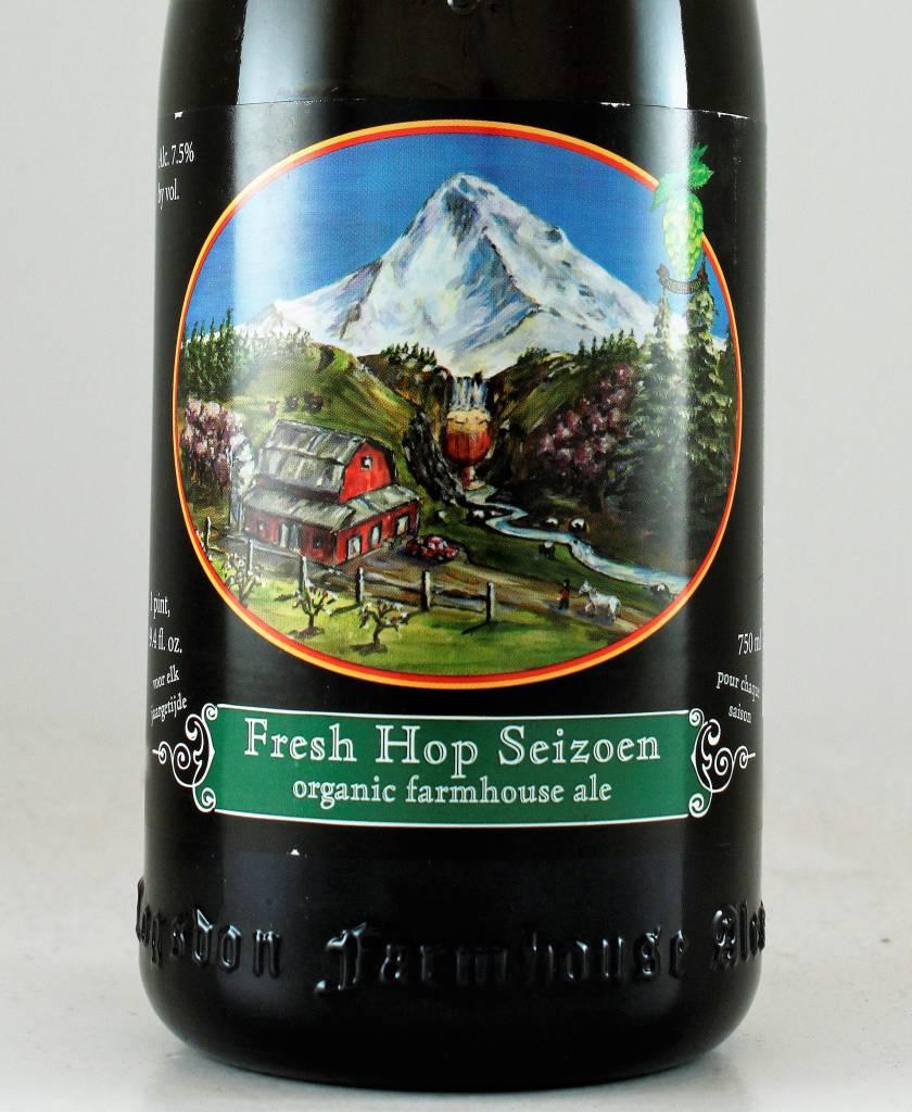 "Logsdon Farmhouse Ales ""Fresh Hop Seizoen"""