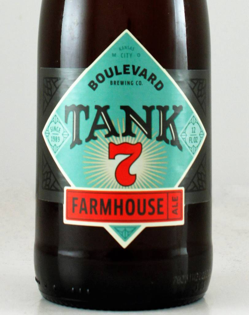 "Boulevard Brewing ""Tank 7"" Farmhouse Ale"
